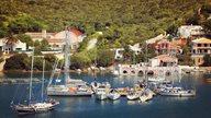 Der Hafen von Mahon