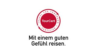 Das Tourcert Siegel