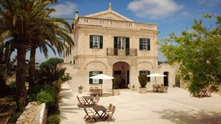 Ein imposantes Landhotel auf Menorca