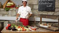 Das Essen im Feriendorf Zum Störrischen Esel ist sehr facettenreich und deckt jedem Geschmack ab