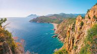 Korsika Urlaub - Golf von Porto mit Calanche